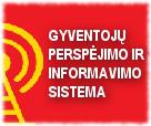Gyventojų perspėjimo ir informavimo sistema (GPIS)