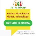 Psichologinė pagalba